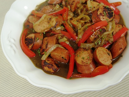 sausage-and-peppers
