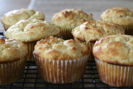 pineapple-muffins