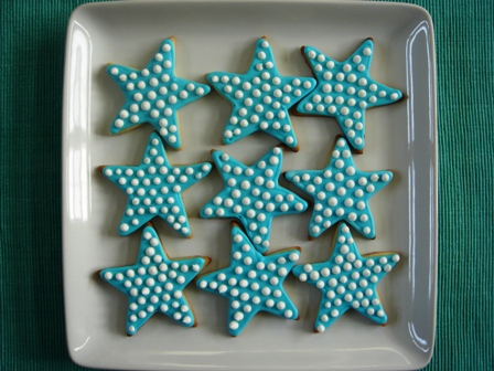 ... tutorial on how to decorate cookies with royal icing would be a great