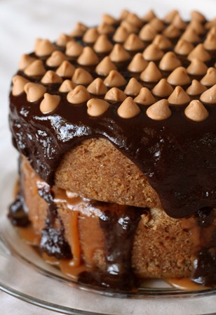 butterscotch-brownie-cake-3